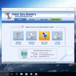 Feature Image Data Recovery